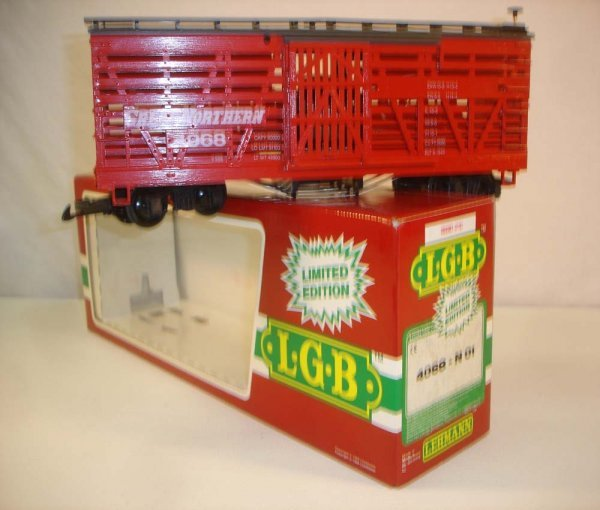 283: ABT: LGB #4068 N 01 Great Northern/Brick OB