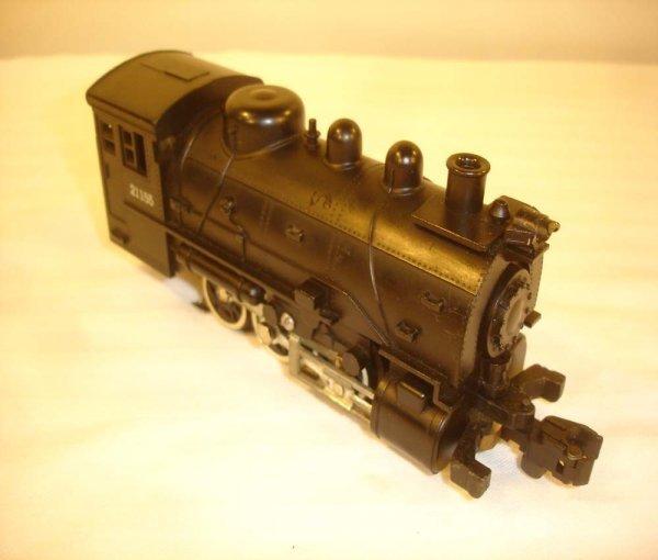 514: ABT: AF #21155 Black Dockside Steam Engine