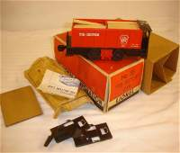 658: ABT: Great Lionel #55 Tie-Jector Unit/Brick OB+