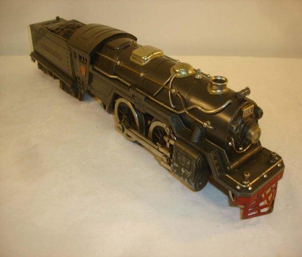 3: ABT: Lionel #385E Gunmetal & #385W Tender
