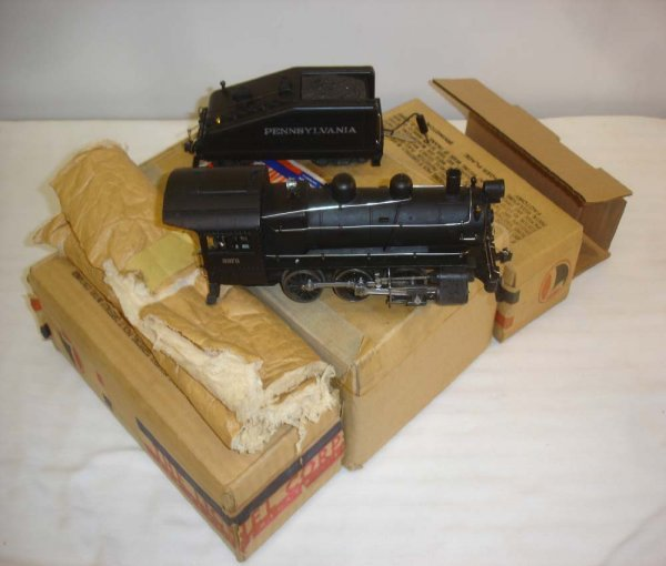 10: ABT: Lionel #708 Scale Switcher/Master Carton