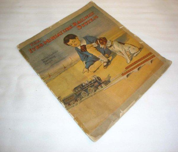 20: ABT: Very Scarce Ives 1906 Consumer Catalog