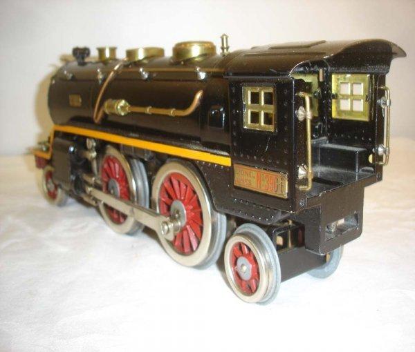 55: ABT: Lionel #390E/390T Steam Engine & Tender - 7