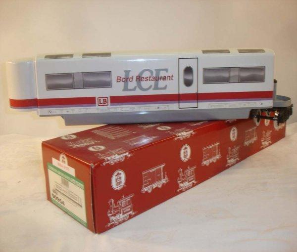 286: ABT: LGB #90954 Bold Restaurant Streamliner/OB