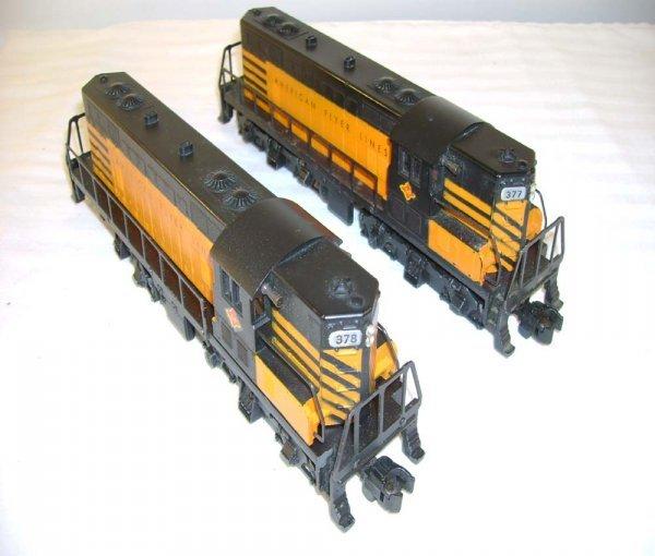 1: ABT: Nice AF #377/378 AFL/T&P GP Diesels