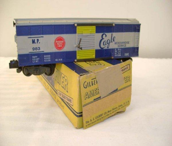 7: ABT: Great AF #983 Missouri Pacific Box Car/OB