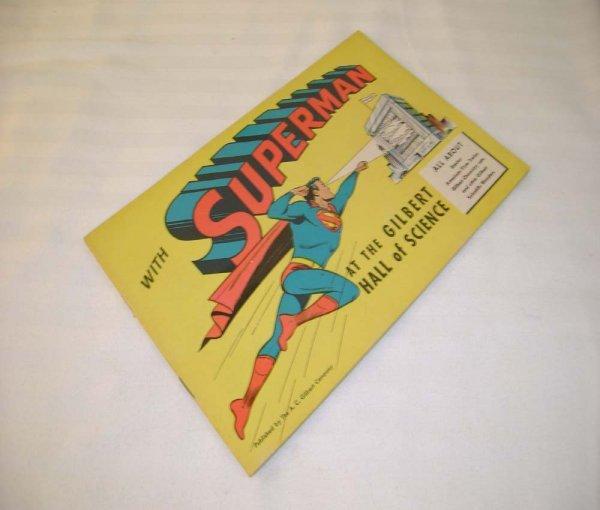 15: ABT: Scarce AF 1948 Superman Consumer Catalog