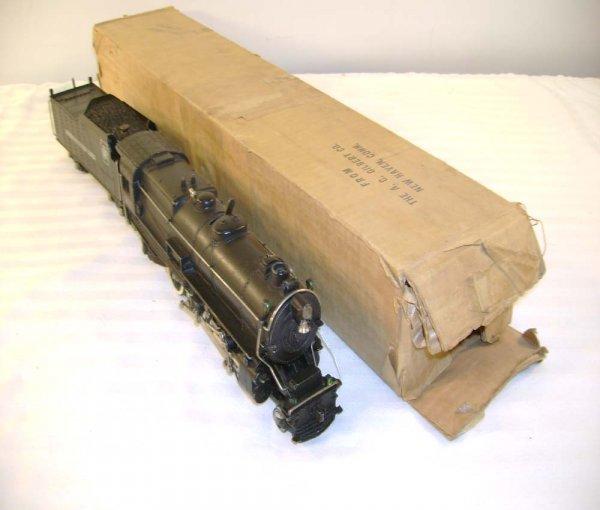 16: ABT: AF #312 K-4 Steam Engine & Tender/OB