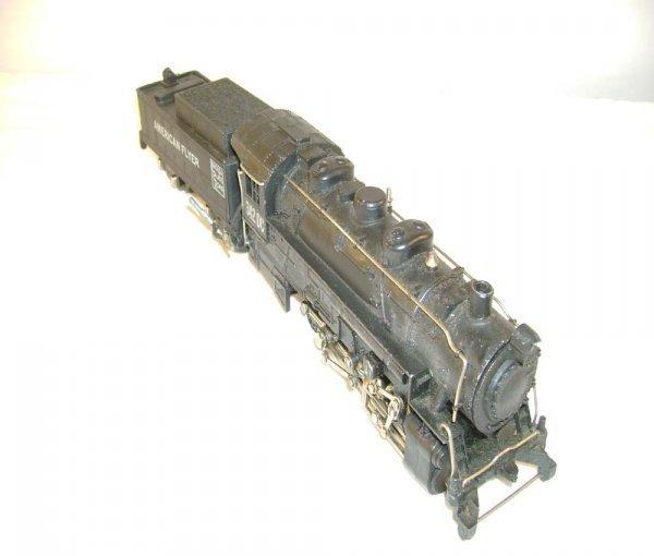 17: ABT: AF #342DC 0-8-0 Steam Switcher & Tender