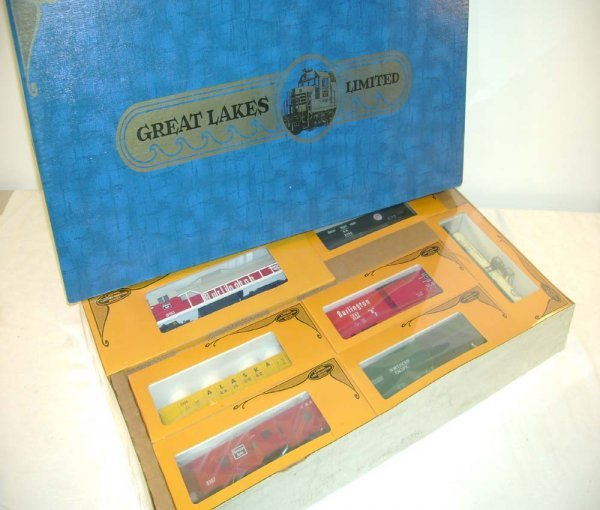 311: ABT: Sealed Lionel #1160 Great Lakes Ld Freight Se
