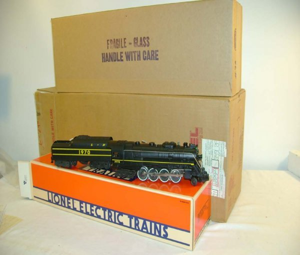 320: ABT: Mint Lionel #18615 L&N Berkshire &Case/OB