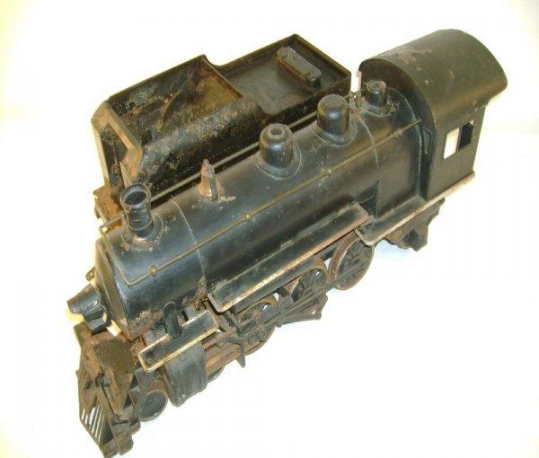 606: ABT: Buddy L #1000 Steam Engine & Tender