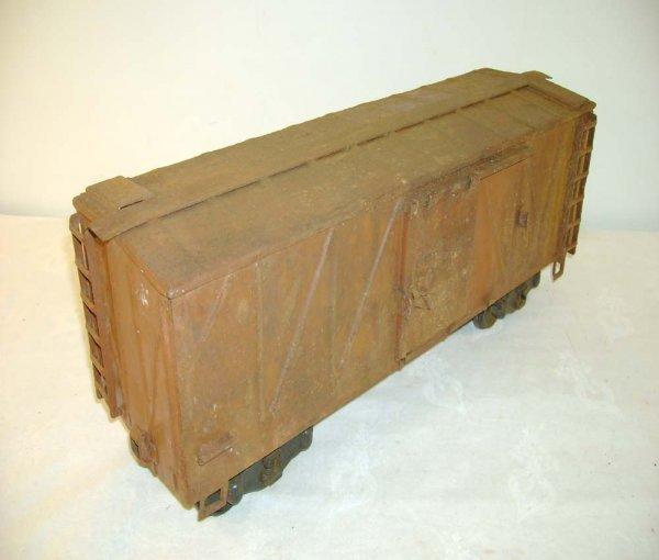 612: ABT: Scarce Buddy L #1002 Box Car