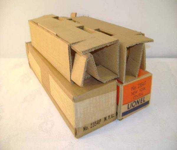 697: ABT: Lionel #2354P/T NYC AA Original Boxes
