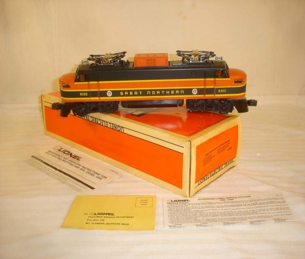 16: ABT: Mint Lionel #18302 Great Northern Electric/OB