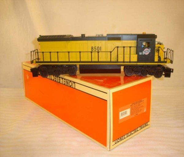 17: ABT: Lionel #18219 C&NW Dash 8 40-C Diesel/OB+