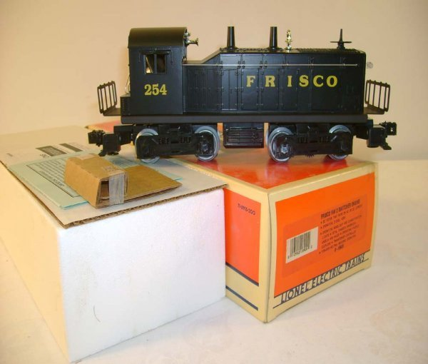 21: ABT: Great Lionel #18920 Frisco NW2 Switcher/OB