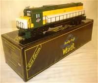 68: ABT: Weaver #6701 C&NW Alco C-628 Diesel/OB