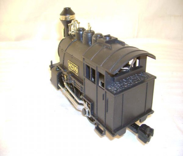 228: ABT: Lionel #8209 Dockside Switcher/Brick OB+ - 5