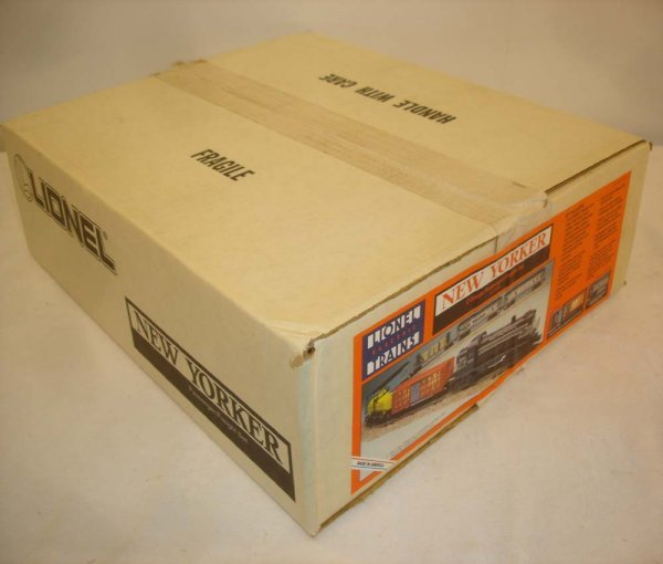 631: ABT: Sealed Lionel #11744 NYC New Yorker/OB