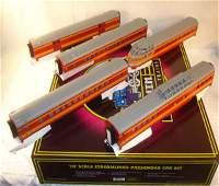 703 ABT Mint MTH 206552 MR Hiawatha StreamlinersOB