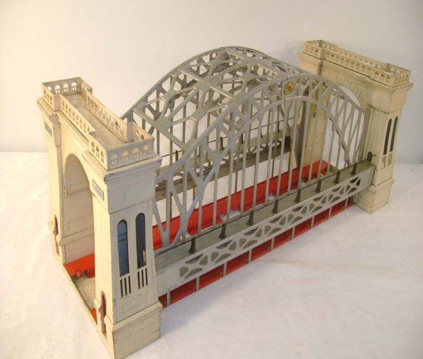 1: ABT: Lionel #300 Aluminum Hell Gate Bridge
