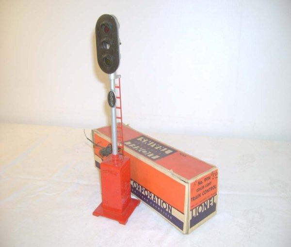 2: ABT: Lionel #99N Train Control Signal/Brick OB+