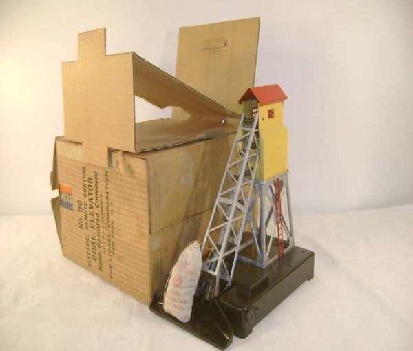 8: ABT: Lionel #96 Manual Coal Loader/Great OB+