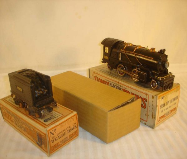 14: ABT: Lionel #262/262T Steam & Tender/Great Obs+