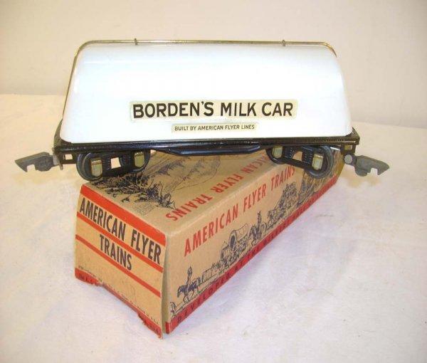 19: ABT: AF #3212Borden's Milk Car/Nice OB