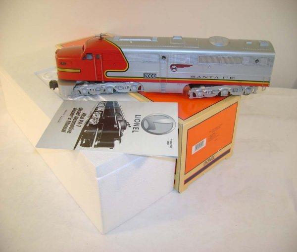 314: ABT: Lionel #18952 Santa Fe Alco PA-1 Diesel/OB