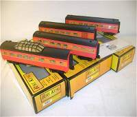 402 ABT MTH 306064 4 Pack of SP Daylight Cars Obs