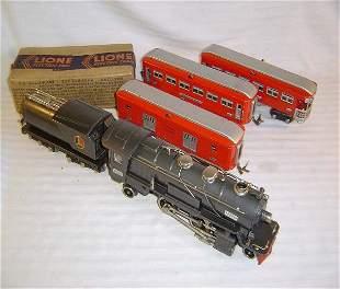 ABT5 Nice Lionel #276W Passenger Set/255E
