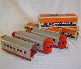 ABT11 Lionel 1701/1702/1703 w/Rare Front Coach