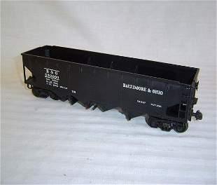 ABT17 Great Lionel #716 Scale B&O Hopper Car