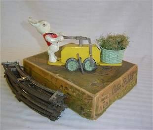 ABT18 Rare Lionel #1103 Peter Rabbit Handcar/OB