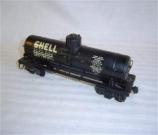 ABT19 Nice Lionel #715K Scale Shell Tank Car