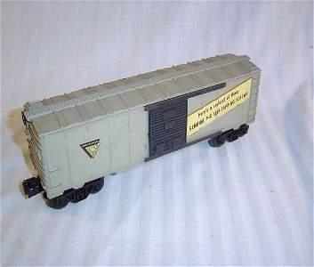 200: ABT200 Lionel #6464 Series Parker Kalon Box Car