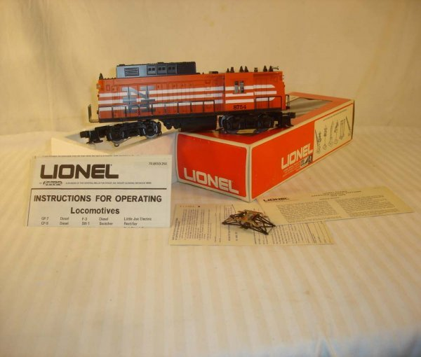 13: ABT: Great Lionel #8754 New Haven Rectifier/OB