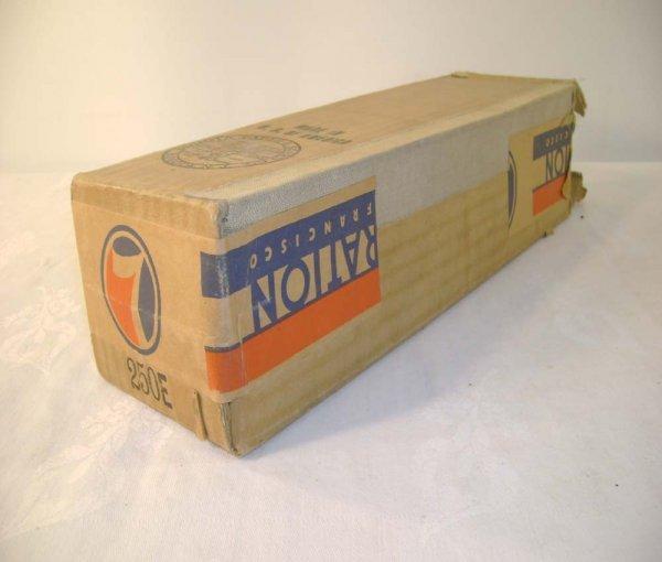 453: ABT: Brick Lionel #250E Hiawatha Original Box