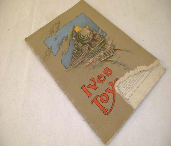 456: ABT: Scarce Ives 1913 Consumer Catalog