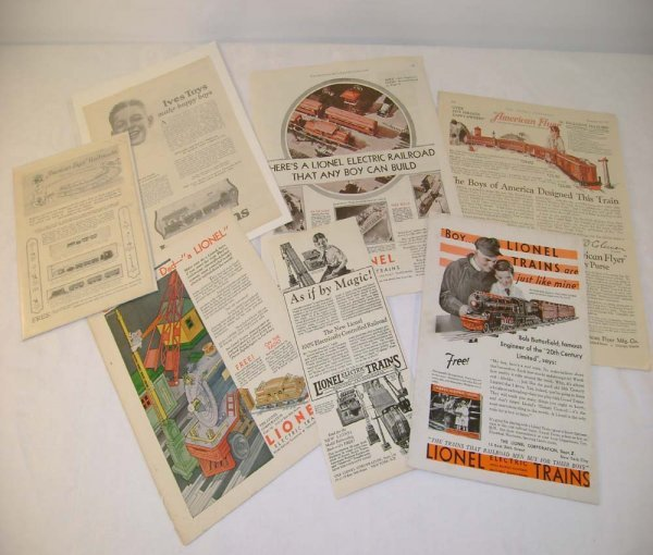 461: ABT: 7 Great Pieces of Pre-War Paper