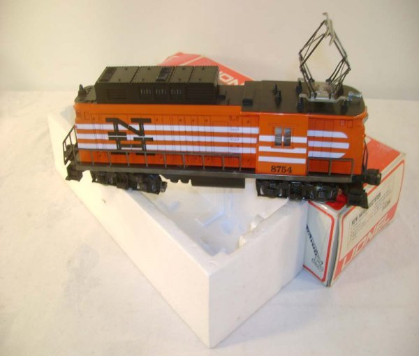 1023: ABT: Great Lionel #8754 New Haven Rectifier/OB