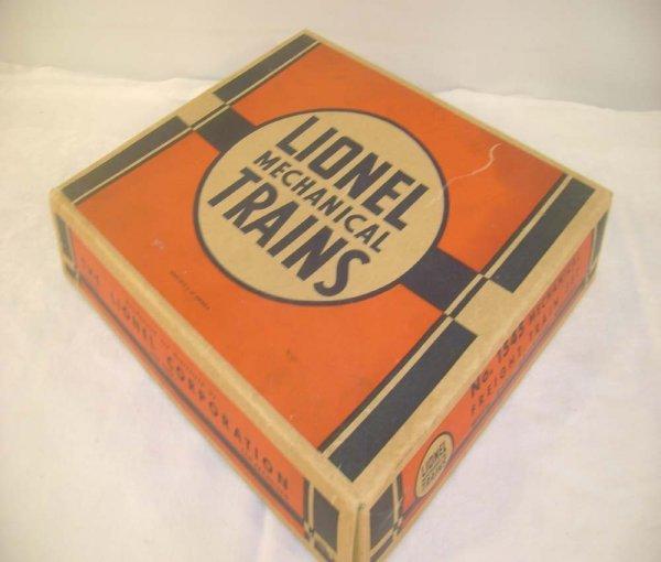 696: ABT: Lionel #1545 Mechanical Commodore Set Box