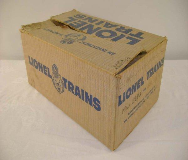 713: ABT: Lionel #706 (1553W) Milwaukee Road Set Box