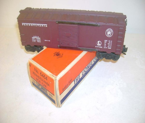 422: ABT: Lionel #6464-200 Pennsylvania Type II / 55- O