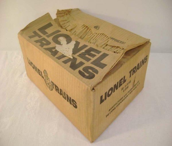 503: ABT: Lionel #X-541NA 1960 Diesel Uncat Set Box