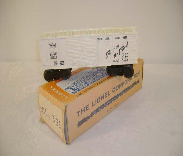 507: ABT: Mint Lionel #6014-335 White Frisco/Pix Label