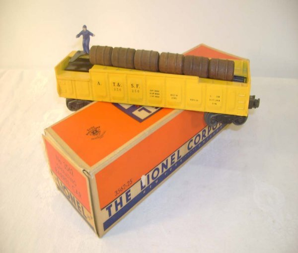 511: ABT: Lionel #3562-50 Yellow Painted/Rare -25Y Box