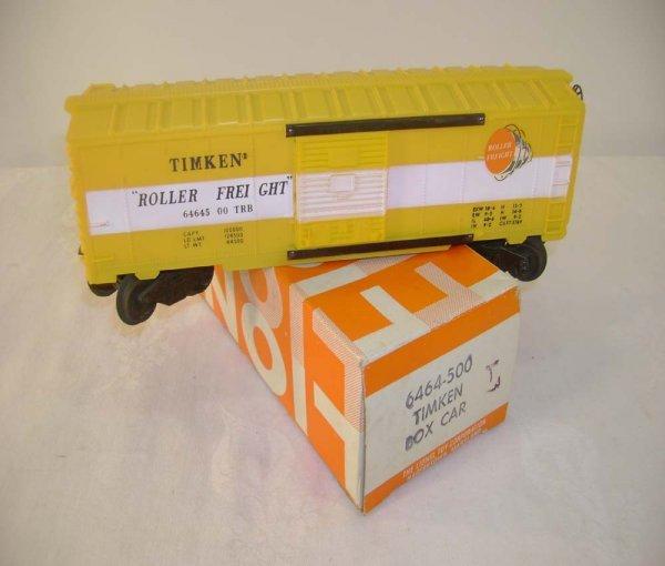 513: ABT: Mint Lionel #6464-500 Timken/Hagerstown Box